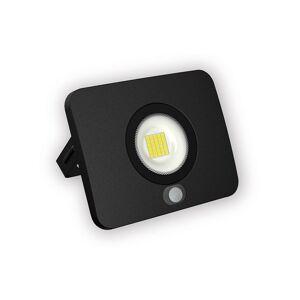 LUMAX LED reflektor 30W SURFI PIR 2250lm SLIM Studená bílá